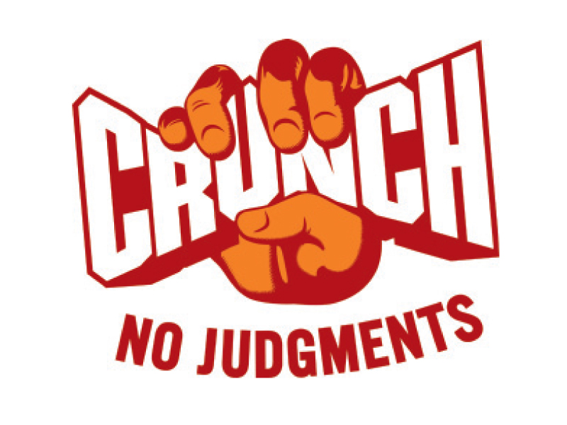 crunch-up